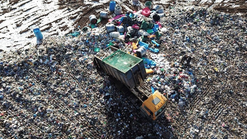 В РЭО рассказали о способе повысить собираемость платежей за вывоз мусора