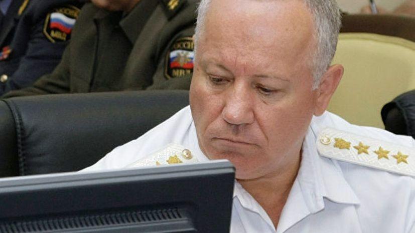Замгенпрокурора России Сыдорук подал рапорт об уходе
