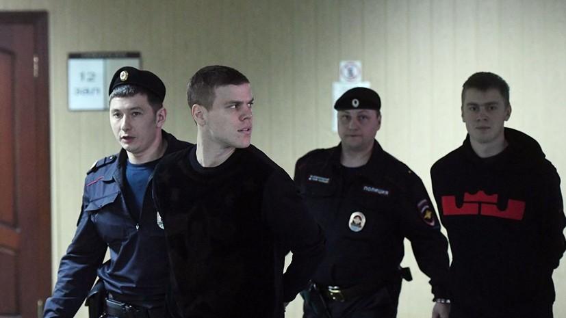 Свидетель заявила, что Кокорин не бил Соловчука