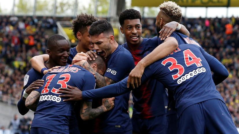 Игроки ПСЖ выйдут на следующий матч Лиги 1 в футболках с символикой Нотр-Дама