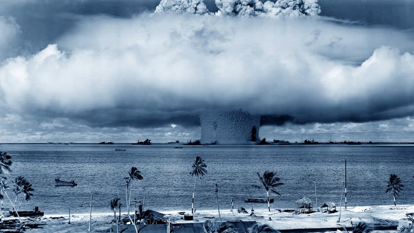 СМИ: Москва предложила Вашингтону исключить возможность ядерной войны