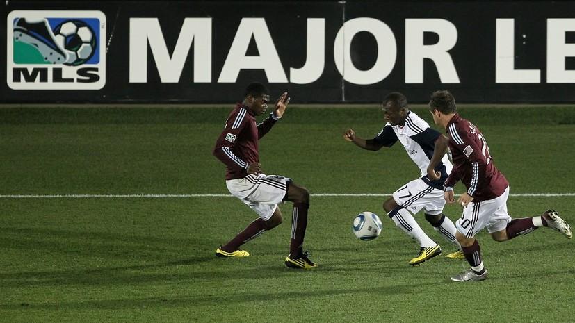 Американская футбольная лига MLS запланировала расширение до 30 команд