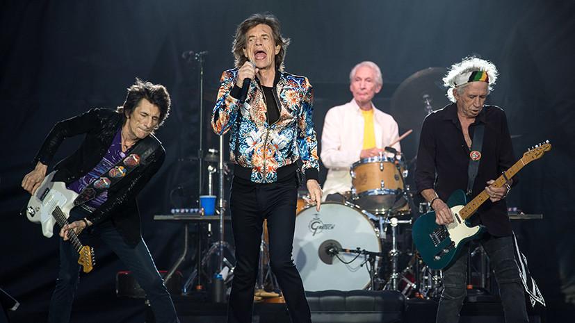 Лучшее за 48 лет: The Rolling Stones выпустили новый альбом