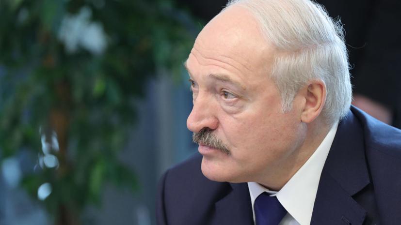 Лукашенко раскритиковал выступления минского «Динамо» в КХЛ