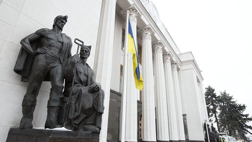 Депутата Рады облили фекалиями в Одессе