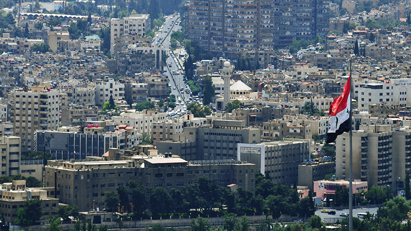 В Крыму оценили экономическое сотрудничество с Сирией