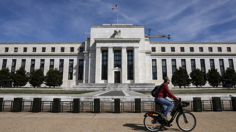 Нештатная ситуация: почему в США ожидается экономический спад к лету 2020 года