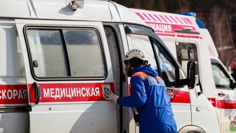 В Забайкалье пять человек пострадали из-за природных пожаров