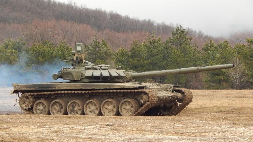 В Крыму и Краснодарском крае провели проверку боевой готовности армейского корпуса ЧФ