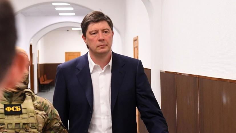Экс-владельца банка «Югра» Хотина отправили под домашний арест