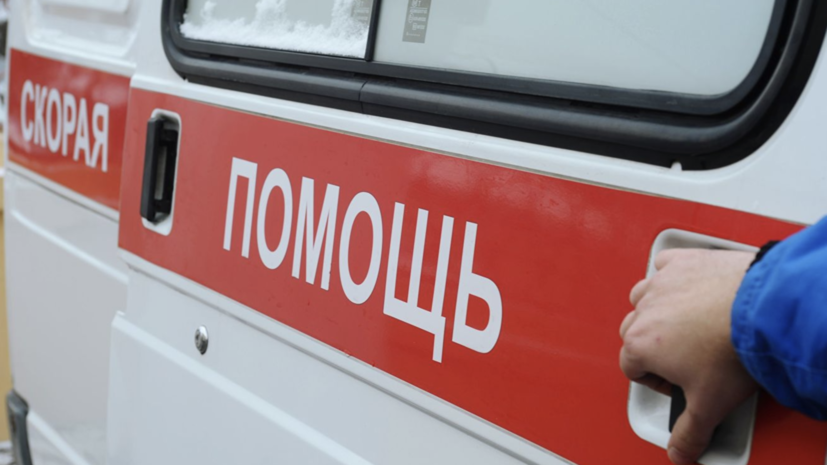 В Нижнекамске при пожаре в промзоне пострадали девять человек