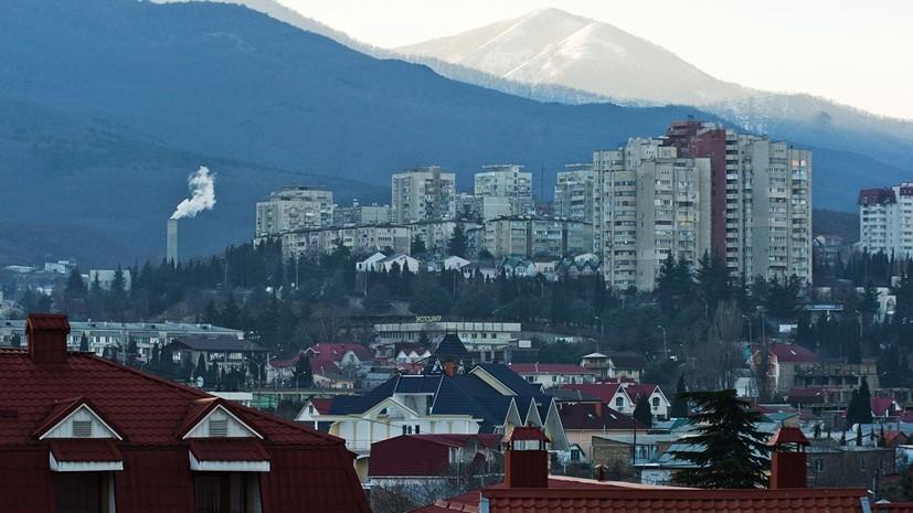 В Крыму намерены увеличить объёмы ввода жилья