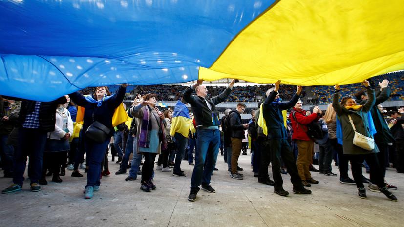 МВД Украины: на дебаты кандидатов в президенты пришли 22 тысячи человек