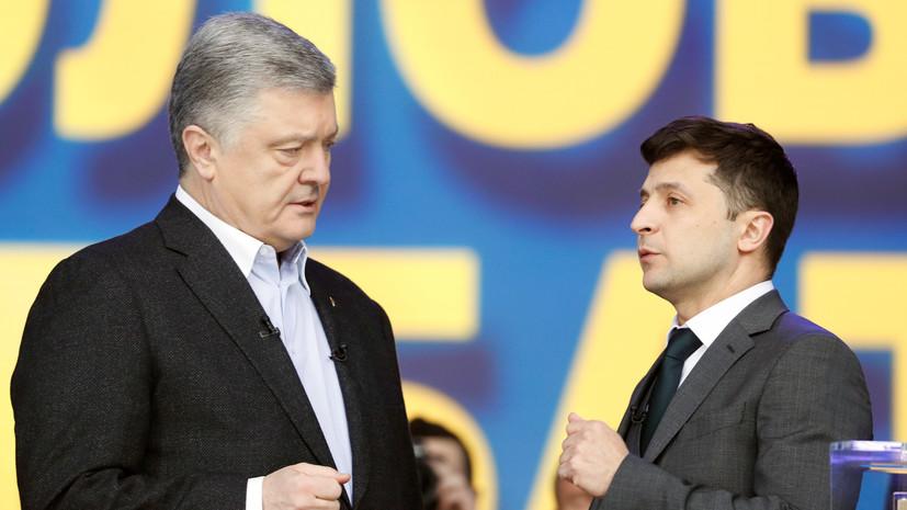 Эксперт оценил прошедшие на Украине дебаты