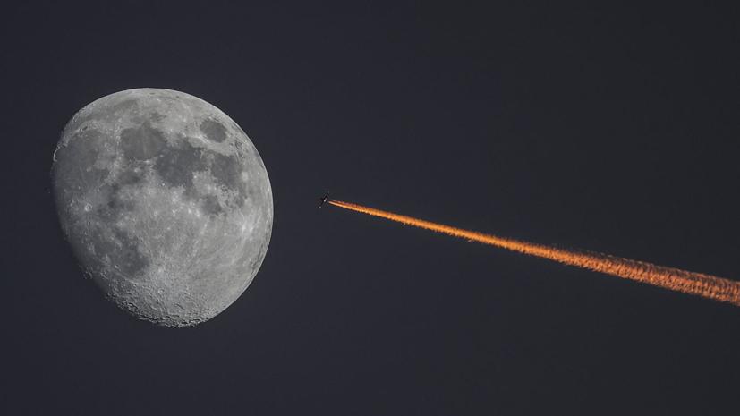 В Китае рассказали о планах совместного с Россией исследования Луны