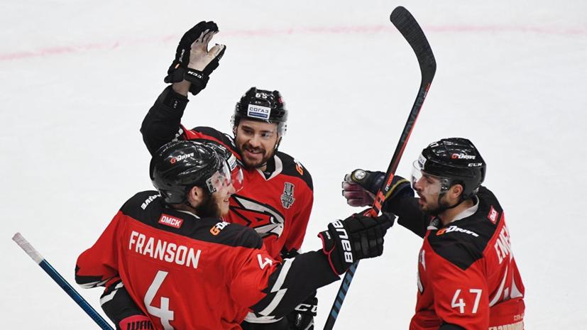 Президент «Авангарда» считает, что в этом сезоне КХЛ команда сделала невозможное