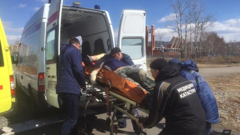 Медведев поручил оказать помощь пострадавшим при пожарах в Забайкалье