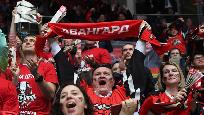 Розыгрыш Кубка Гагарина сезона-2018/19 стал рекордным по средней посещаемости