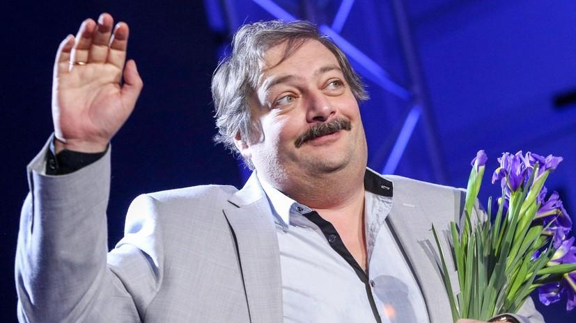 Супруга Быкова рассказала о положительной динамике в состоянии писателя