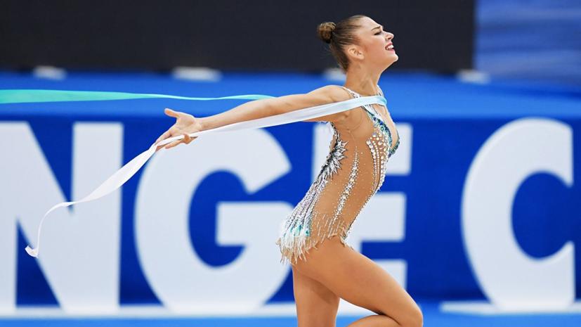 Гимнастка Солдатова победила в многоборье на этапе КМ в Узбекистане