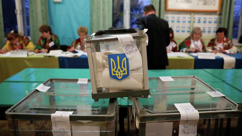 В Нацполиции Украины назвали число нарушений в «день тишины»