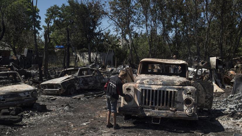 Глава ДНР оценил возможность подачи иска об ущербе к Киеву