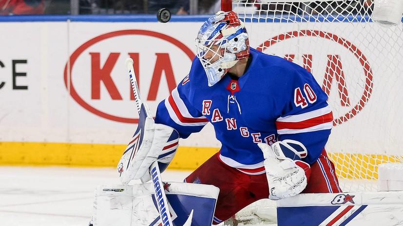 Георгиев признался, что ещё не адаптировался к большим хоккейным площадкам