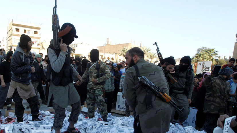 В Косово вернулись 110 человек с подконтрольных ИГ территорий