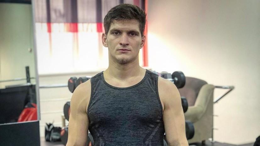 Евлоев дебютировал в UFC победой над корейцем
