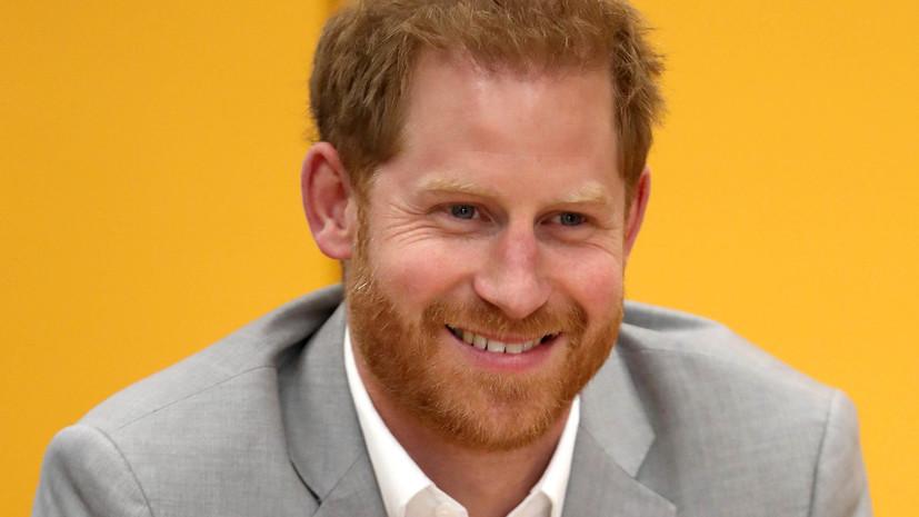 СМИ узнали о возможном переезде принца Гарри и Меган Маркл в Африку