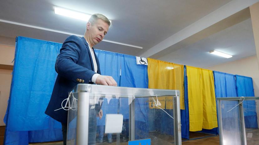 Полиция Украины получила 262 заявления о нарушениях в «день тишины»