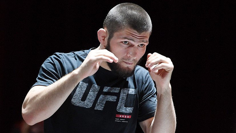 Нурмагомедов заявил, что намерен избить Порье в бое за титул UFC