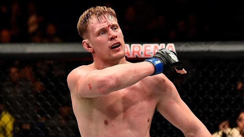 Боец UFC Волков принял вызов на бой от Оверима