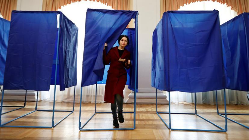 Полиция Украины получила более 280 сообщений о нарушениях на выборах