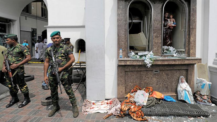 В РСТ рассказали о ситуации с туристами из России на Шри-Ланке