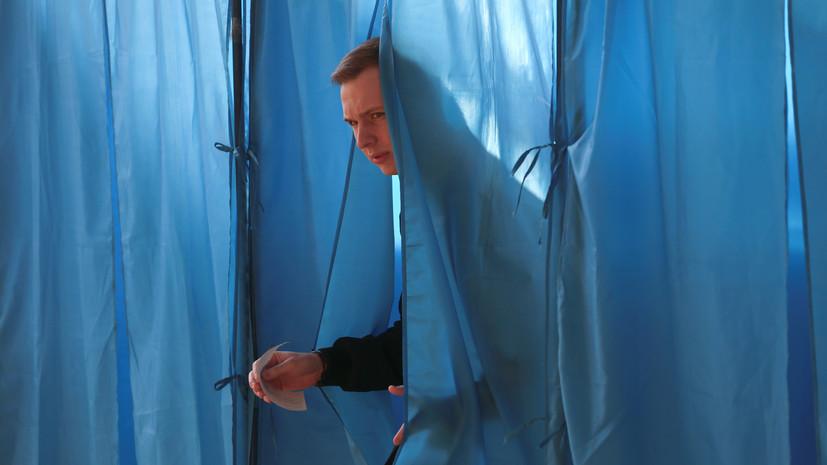 Полиция Украины получила более 430 сообщений о нарушениях на выборах