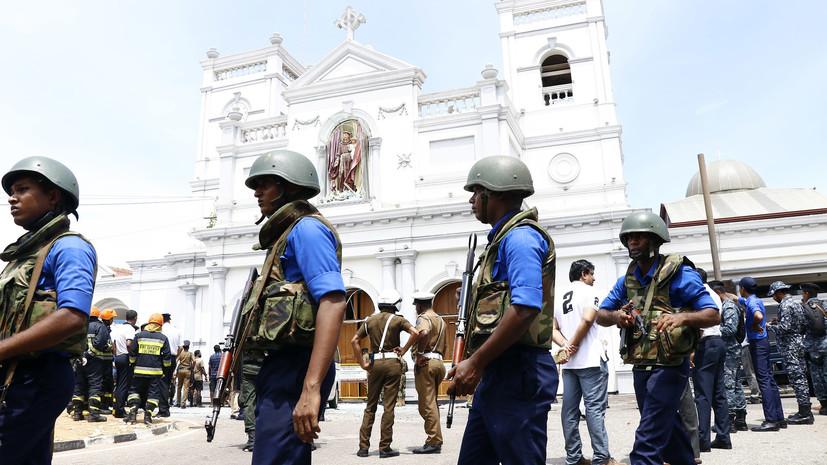 Ростуризм дал рекомендации российским туристам на Шри-Ланке