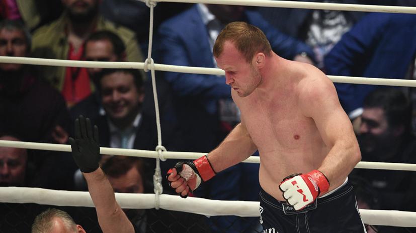 Шлеменко назвал Оверима удобным соперником для Волкова