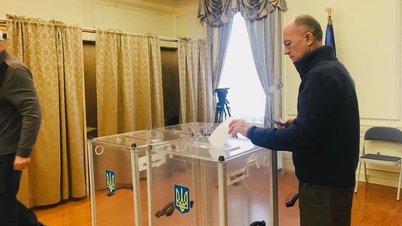 В США стартовало голосование на выборах президента Украины