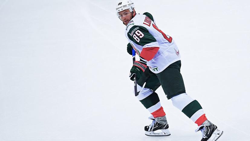 Директор ФК «КАМАЗ» выразил надежду, что приход хоккеиста Лукоянова повысит посещаемость матчей