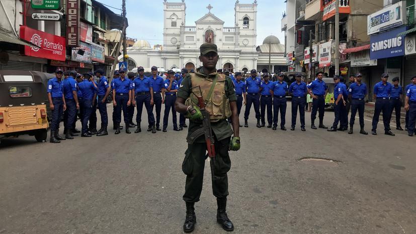 Си Цзиньпин выразил поддержку властям Шри-Ланки