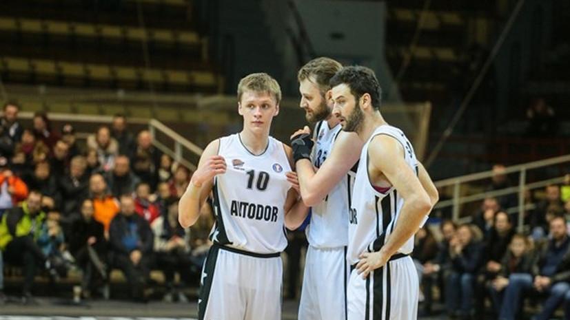 Агент баскетболиста Михайловского рассказал о цели игрока на драфте НБА