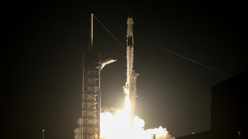 «Роскосмос» готов помочь SpaceX в расследовании неполадок Dragon 2