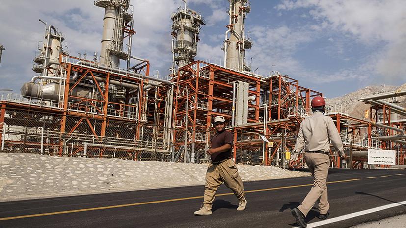 Запретный баррель: цены на нефть подскочили до полугодового максимума