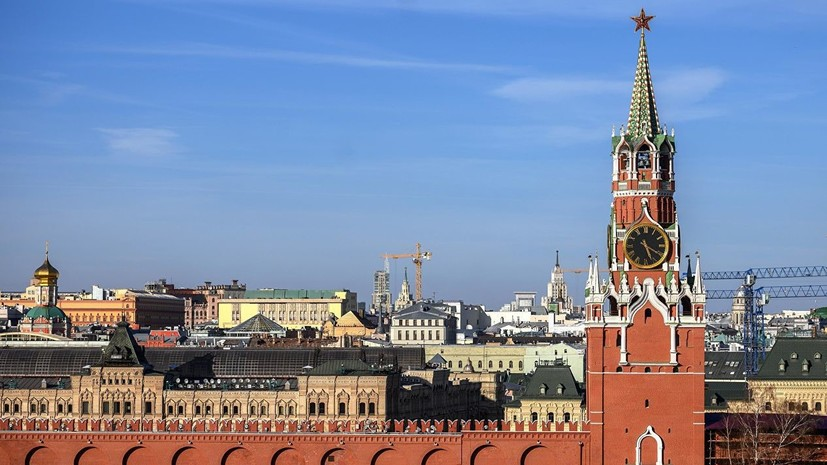Синоптики прогнозируют потепление в Москве до +22 °С к концу недели