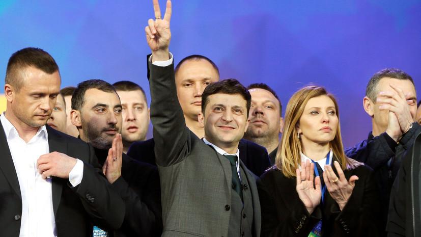 Команда Зеленского готовит восемь законопроектов для внесения в Раду