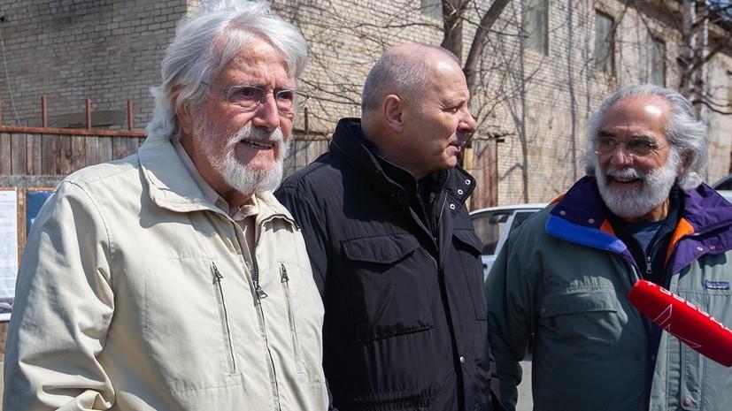 Команда Кусто подготовила рекомендации по реабилитации китов из бухты в Приморье