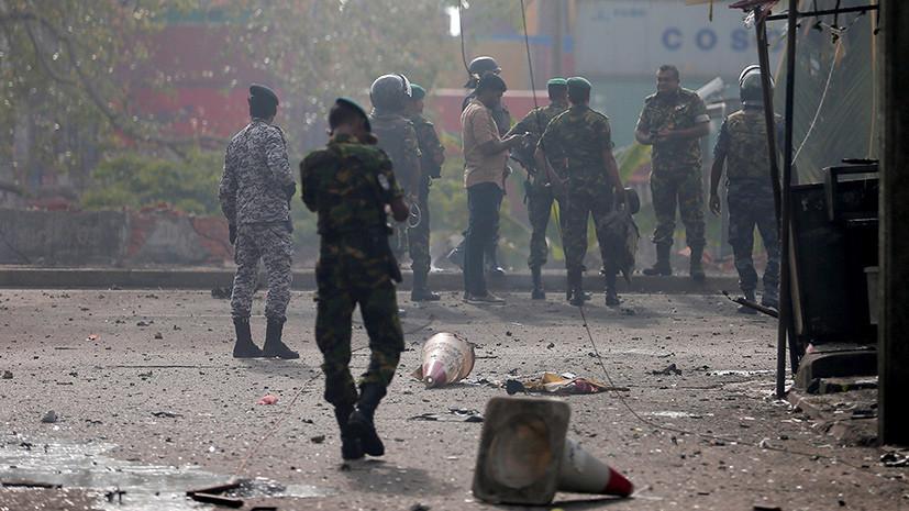 Новый взрыв, режим ЧП и день траура: что происходит на Шри-Ланке после серии терактов