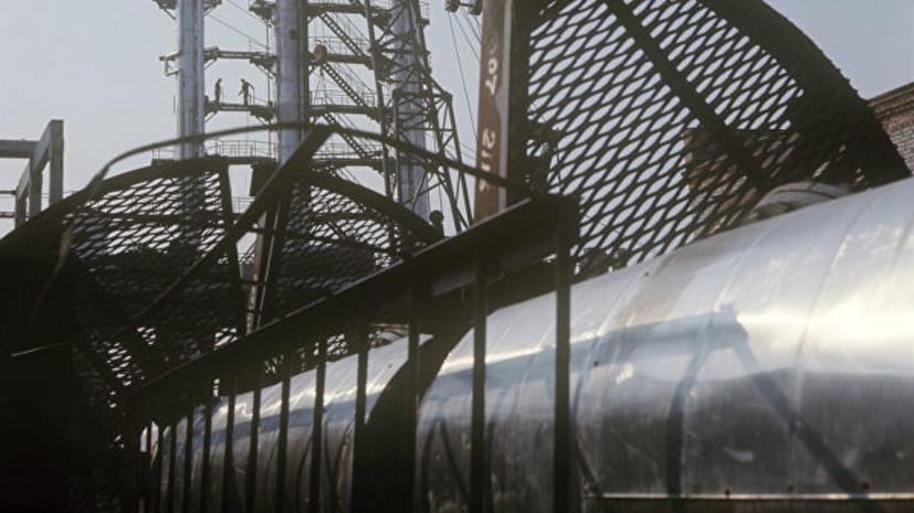 Киев усилил контроль качества российской нефти после заявлений Минска