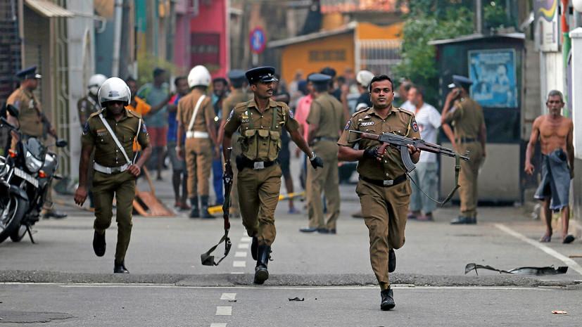 Эксперт прокомментировал события на Шри-Ланке